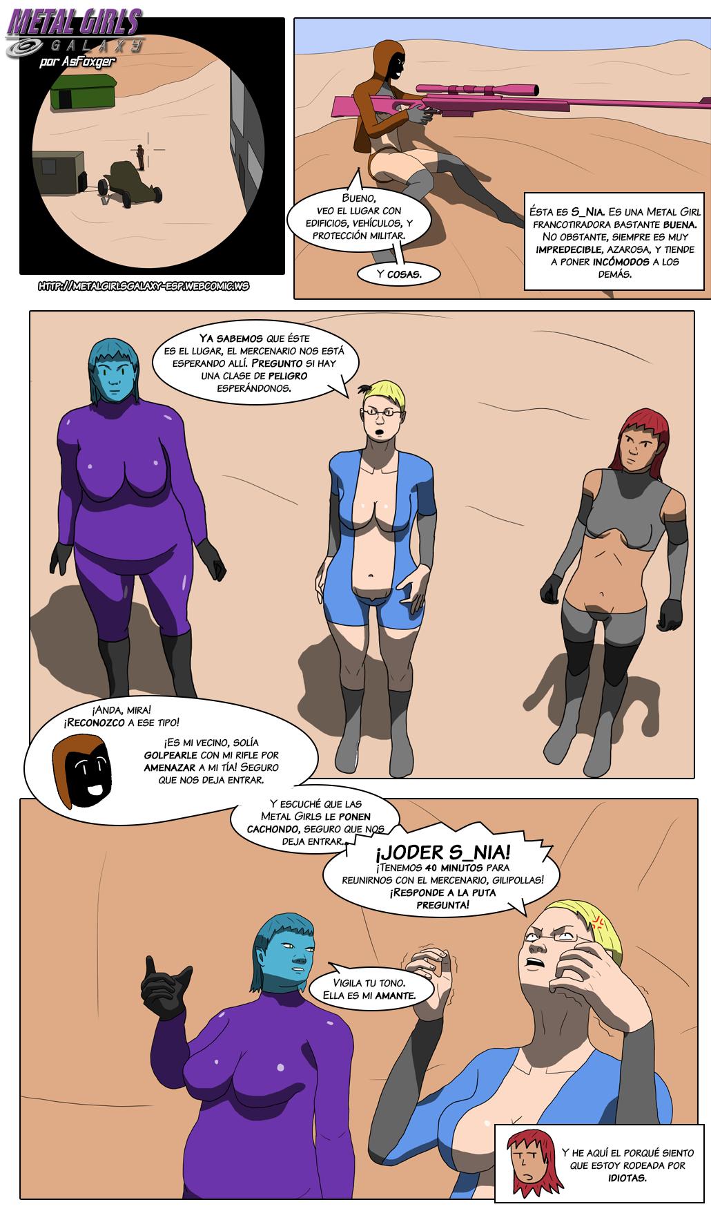 Capítulo 1 - Conoce a S_Nia