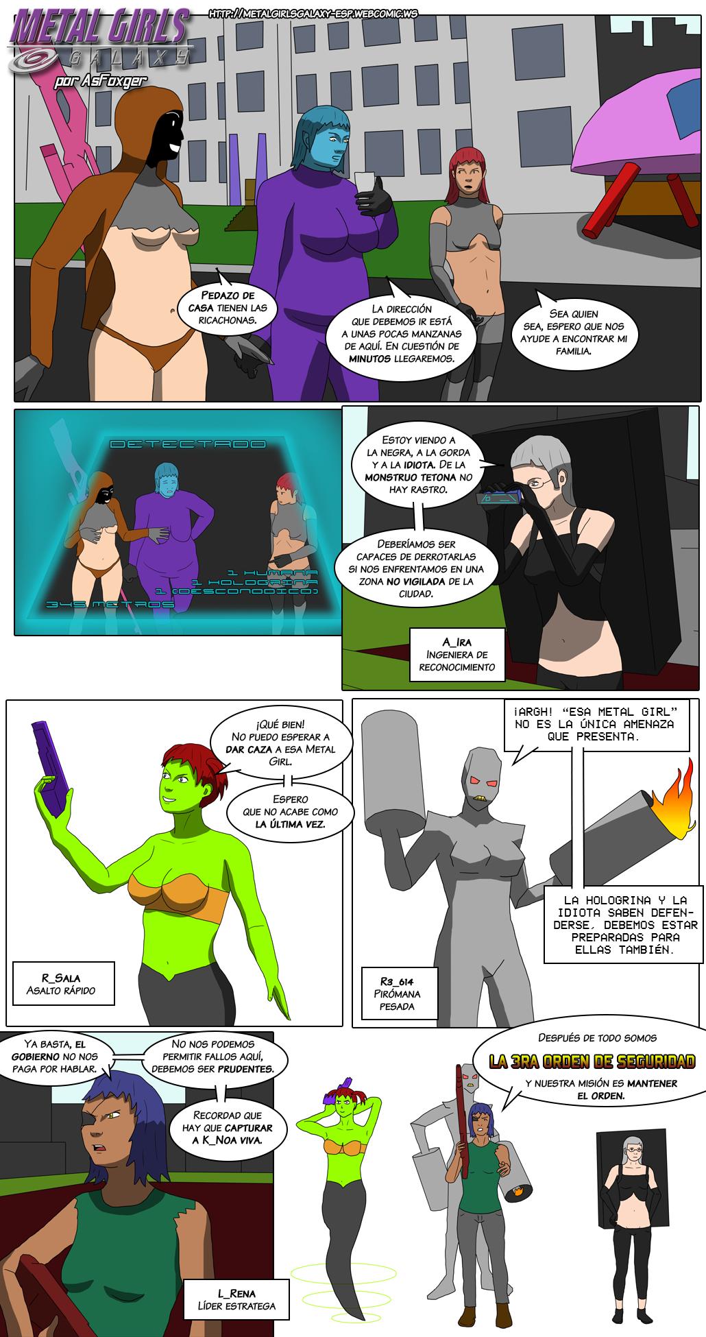 Capítulo 1 - Comienza la caza