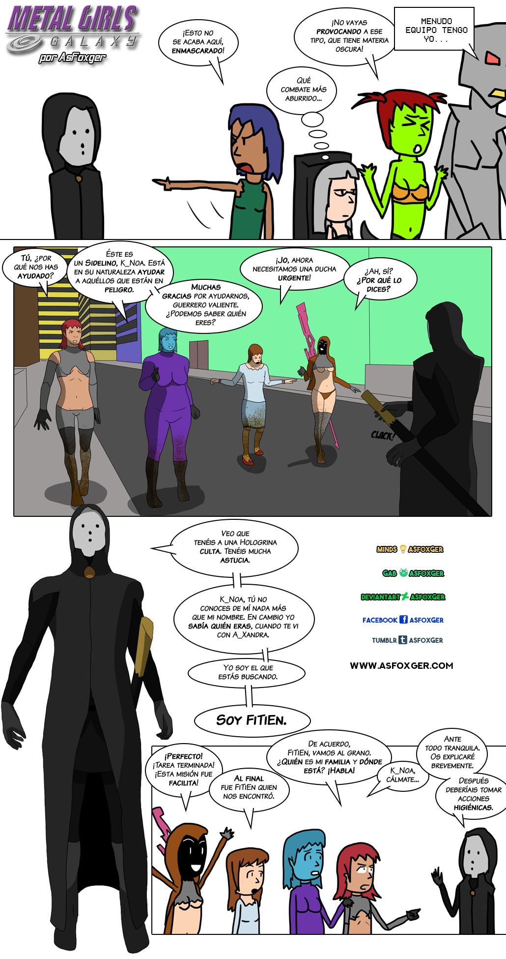 Capítulo 1 - El guerrero